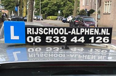 rijschool alphen